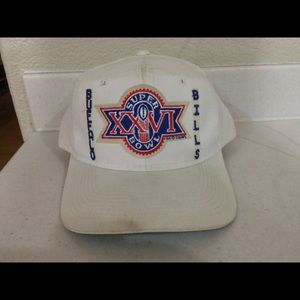 Buffalo bills nfl super bowl hat
